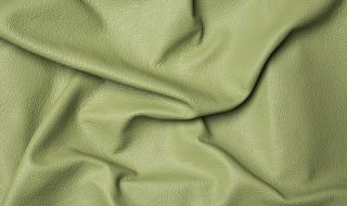 JUNGLE GREEN Cow Hide Leather HIDE 6 Square Feet